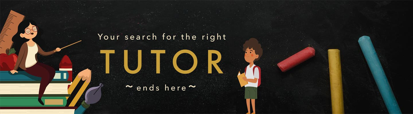 tutor banner home page