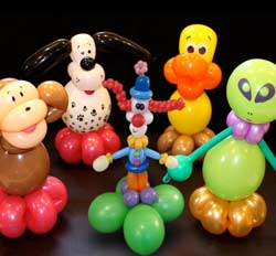 party artists Balloon Sculptor