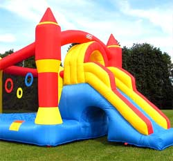 party artists Bouncing Castle