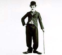 party artists Charlie Chaplin