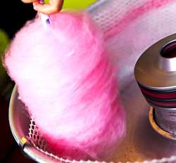 party artists Cotton Candy
