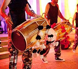 party artists Dhol