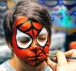 party artists Face Painting