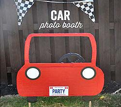 party artists Photo Booth