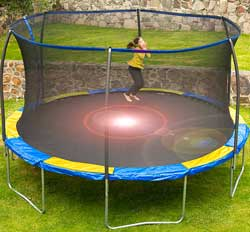 party artists Trampoline