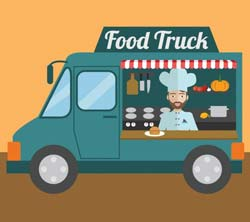 wedding services Food Truck