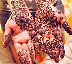 wedding services Mehandi