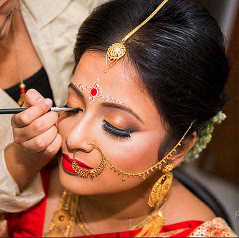 wedding services Make-Up