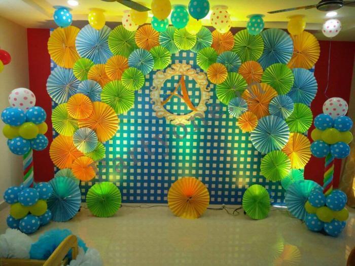 Bangalore Ramu Balloon Decoration P1pc0008416 Balloon
