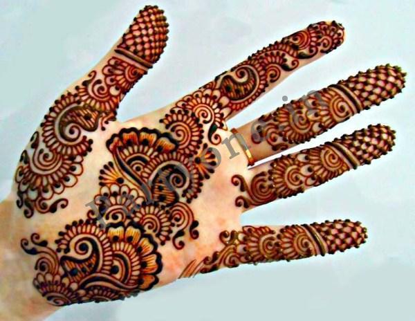 Mehndi Art in Vijayawada , P1PC00027448