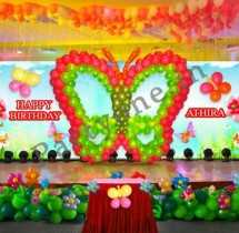 party artists Royale Stage Decoration