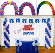 party artists Classic Entrance  Stage Decoration