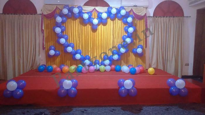 Mahesh Balloon Decoration P1pc0004059 Balloon Decoration