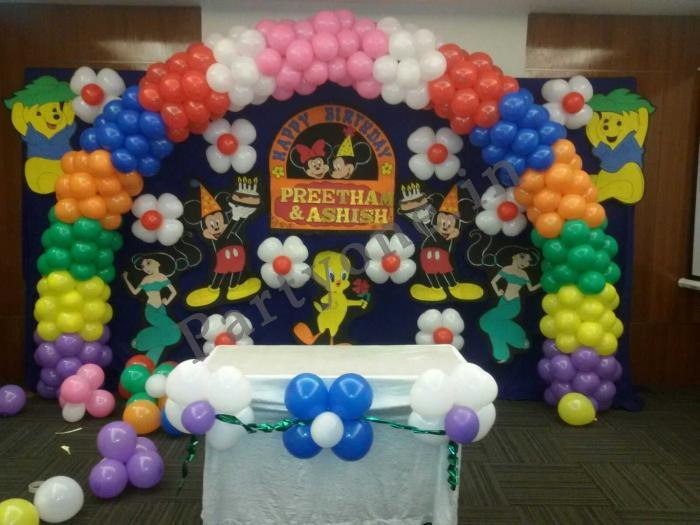 Naseer - Balloon & Theme Decoration in Bangalore - P1PC0003854