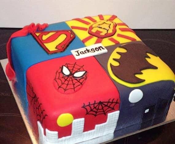 Birthday Cake Designs And Theme Cake Ideas For Boys