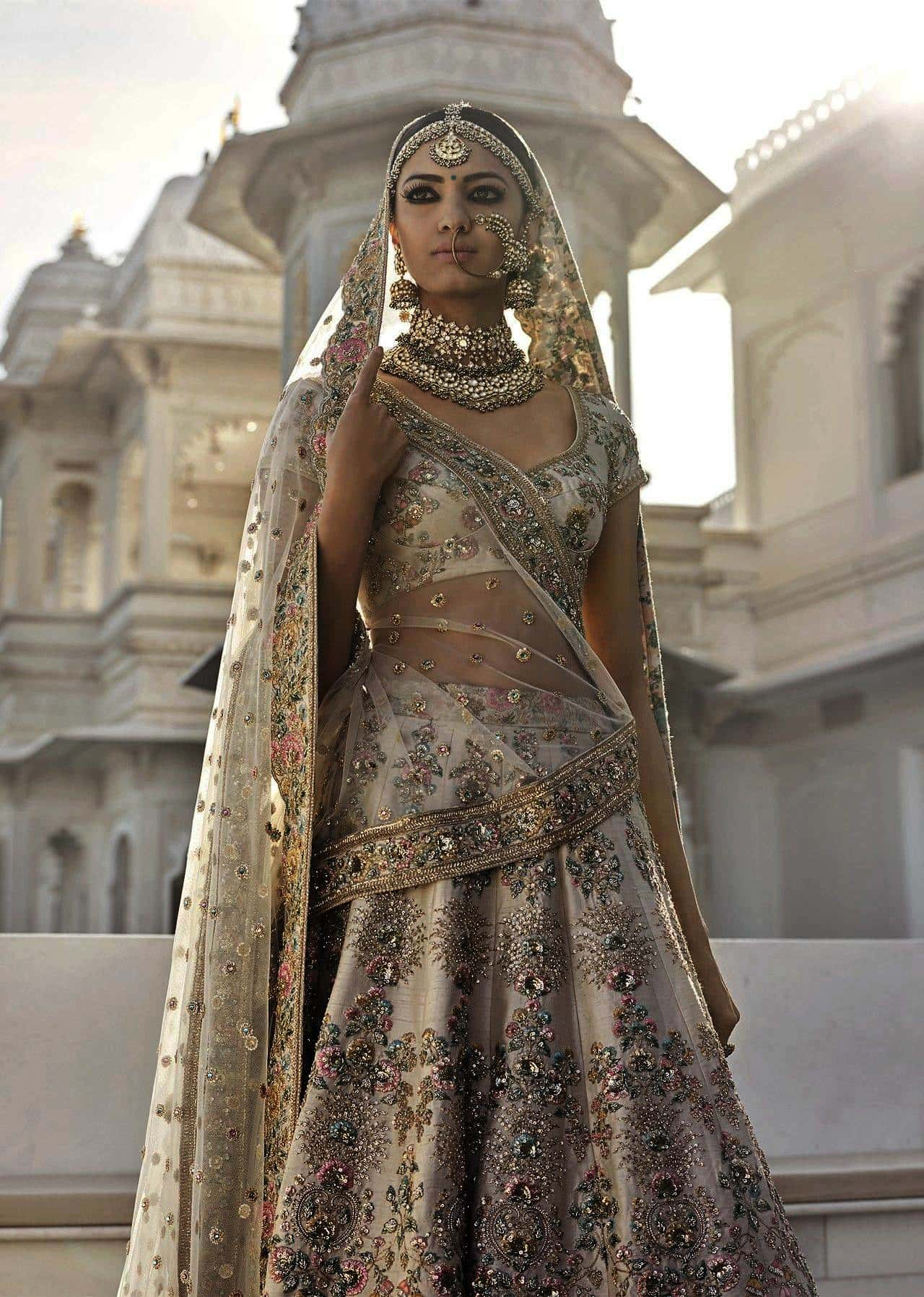 f1e975fa5f Essential And Trendy Wedding Outfits For An Indian Bride | Blog